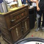 ビールスタンド重富 - 昭和初期の冷蔵庫