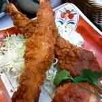 華蔵 - 海老フライ