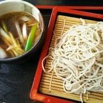 江戸そば丸吉 - 料理写真:かもせいろ