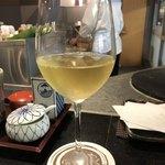銀座 天一 - 旨旨ドイツワイン。