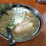 めん屋 まんまる - 煮干し醤油ラーメン(778円)(税込み)