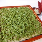 竹老園 - 茶そば