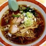 中国料理 沙流川 - ラーメンセットA 700円