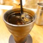 ノムソン カリー - カルダモンコーヒー