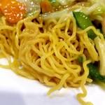 中国料理 沙流川 - 麺