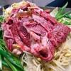 富鶴 - 料理写真:上鍋盛り合わせ
