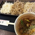 風花亭 - 料理写真:三色つけ鴨