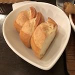 スープカレー屋 鴻 - ブレッド