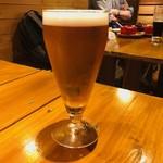 荻窪ビール工房 - ブロンディ
