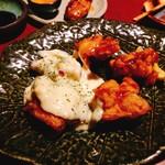 千年の宴 - チキン南蛮(580円)