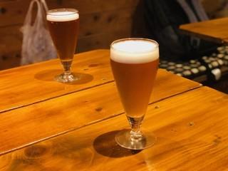 荻窪ビール工房 - さぁ手始めに一杯!