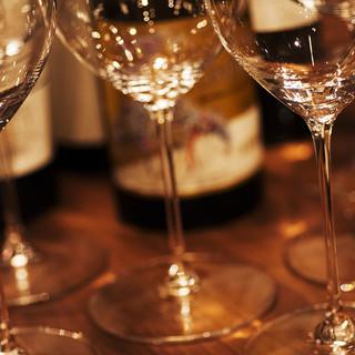 グラスでもっとワインは美味しくなる
