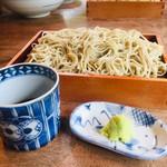 蕎麦 ふじおか - セイロ2