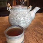 蕎麦 ふじおか - 蕎麦茶