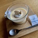 Sumi Cafe - プリン!