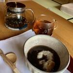 Sumi Cafe - ぜんざい&ハーブ茶!