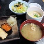 千石鮨 - ランチセット