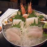 旅館 割烹山荘 山の辺  - 料理写真: