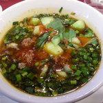 虎 - 辣醤麺(ラージャンメン)