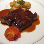 きた山 - 肉料理・ロースステーキ