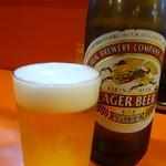味安 - 瓶ビール