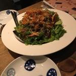Kemuri - サラダも燻製
