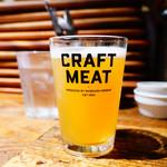 CRAFT MEAT - 新宿ビアブルーイング ねこぱんち