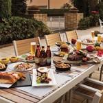 レストラン ファインテラス - 料理写真:サンセットビアガーデン