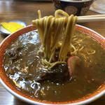 京一 - カレー中華 680円 リフト