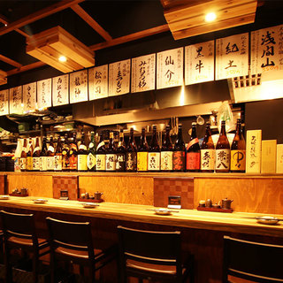 【日本全国、日本酒の旅】多彩な日本酒が勢揃い!