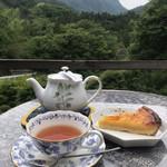 遊森歩 - ニルギリとオレンジタルト