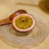 三菊 - 料理写真:パッションフルーツ