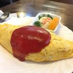 レストランナカ - ワンプレートにポテトサラダ