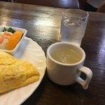 レストランナカ - スープ付き