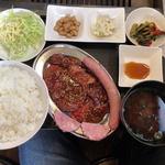 焼肉大園 - 牛焼肉ランチ