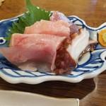 ラ・カザワ - 鮮魚の刺身