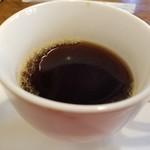 ラ・カザワ - コーヒーお代わり
