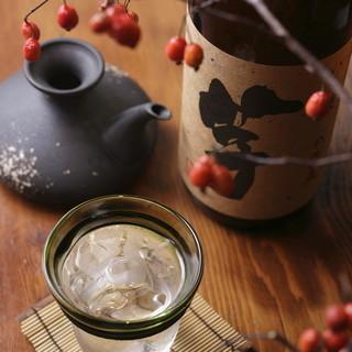 飲み比べ歓迎!東北・宮城の日本酒を中心に多数取り揃え!