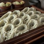 へぎ蕎麦処 むろしま - 料理写真:へぎそば