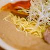 麺屋 極鶏 - 料理写真:鶏だく赤半分