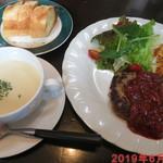 アウデ カース - 料理写真:週替わりランチ \1000