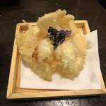 三六 - おでん大根の天ぷら