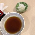 かっちゃん - 天つゆ+大根オロシ(100)