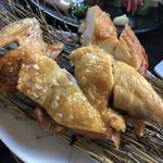 鶏の素揚げ hoshino - 鶏の素揚げ