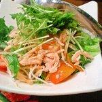 10984084 - 豆腐サラダ 630円