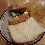 ワサビー - サンドイッチハーフサイズ
