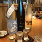 日本酒・和食処 神田 木花 -