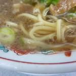 本家 第一旭  - 麺とスープ