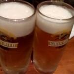 109847742 - 【2019.6.17(月)】飲み放題980円(生ビール)