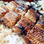割烹 新まつや - 料理写真:鰻重